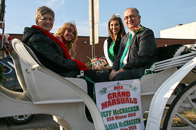 2012 Chamber of Commerce Christmas Parade